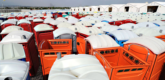 Champion Portable Toilets in Nogales, AZ